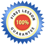 First Lesson Guarantee